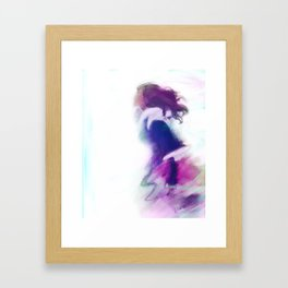 Harmonic Convergence Framed Art Print