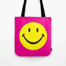 smiley02 Tote Bag
