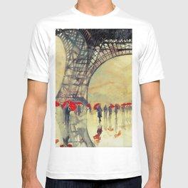 Winter in Paris T-shirt