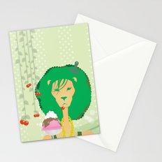 Lion I Stationery Cards