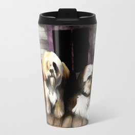 Afternoon Sentries Travel Mug