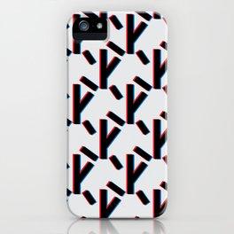 Tree D iPhone Case