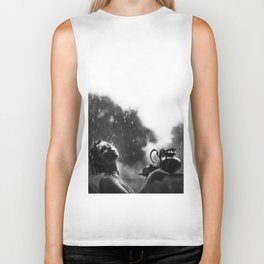 At Your Service Biker Tank