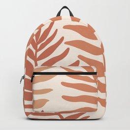 Modern Leaves Backpack