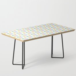 Colour me pattern... Coffee Table