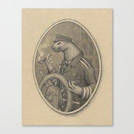 Captain Therion Canvas Print