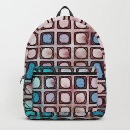 Gridwork Backpack