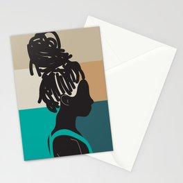 Locs Stationery Cards
