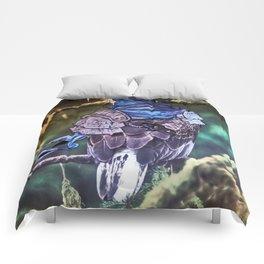 Birds In Armor 11 Comforters