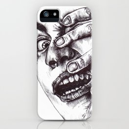 Face iPhone Case