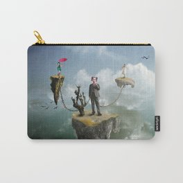Business as usual Carry-All Pouch
