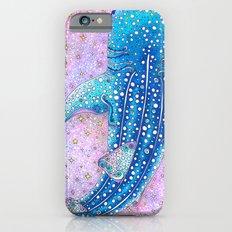 Whale Shark Galaxy iPhone 6s Slim Case