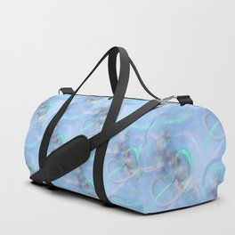 Blossoms and Breeze Duffle Bag