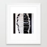 camouflage Framed Art Prints featuring Camouflage by RvHART