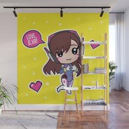 Cute Dva Wall Mural