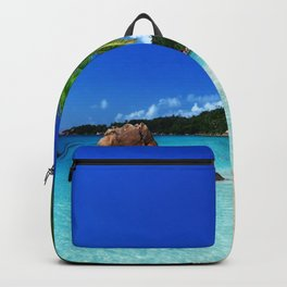Turquoise Waters Backpack
