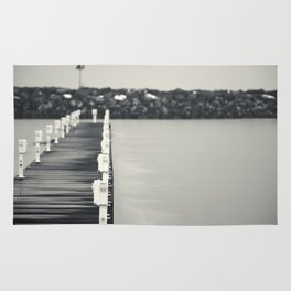 Silent song Rug