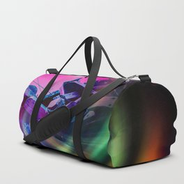 Our world is a magic - Time Tunnel 2 Duffle Bag