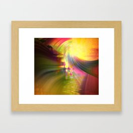 Napa Framed Art Print