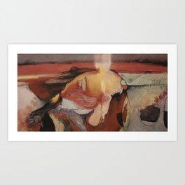 Cosmus Art Print