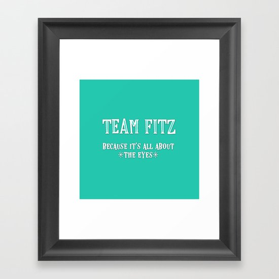 Team Fitz by shannonmessenger