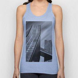 Apartment buildings in New York City Unisex Tank Top