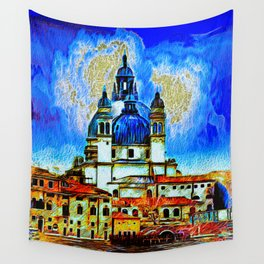 Salute Venice Wall Tapestry