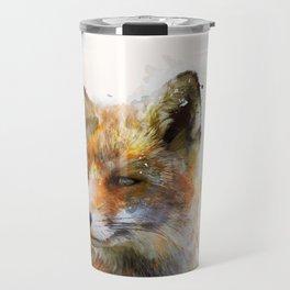 The cunning Fox Travel Mug