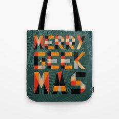 Merry Geekmas Tote Bag