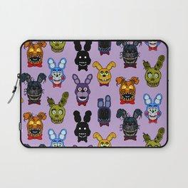 Bunnies Attack! Laptop Sleeve