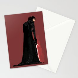 Dark Space Prince Stationery Cards