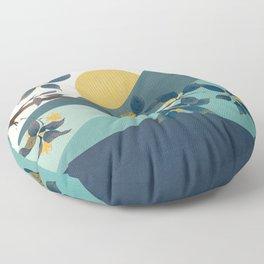 Morning Breeze Floor Pillow
