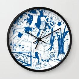 Party I Wall Clock