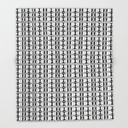 Dot Exposure Throw Blanket