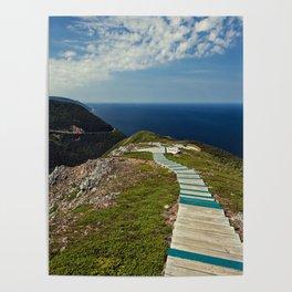 skyline walkway Poster