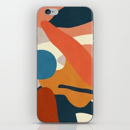 Abstract Art 43 iPhone Skin