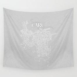 LARU Grey Wall Tapestry