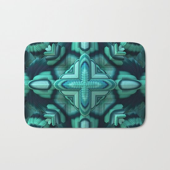 Cool Mint Bath Mat