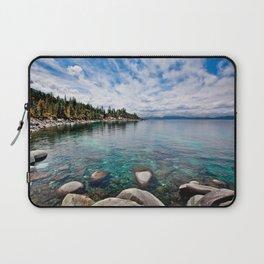 Tranquility Lake Tahoe Laptop Sleeve