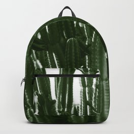 Vintage Cactus Print II Backpack