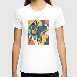 In The Mood For Music T-shirt