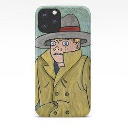 Vincent Adultman iPhone Case