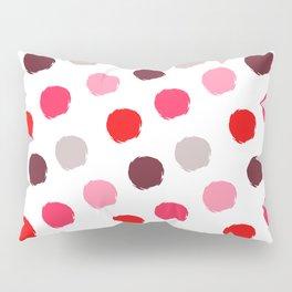 Fancy polka dot  Pillow Sham