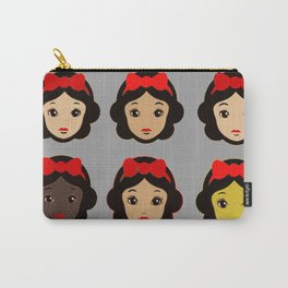 Snow White and her clones Carry-All Pouch