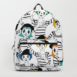 Millions of Mimes Backpack