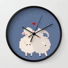 Sheep Series [SS 01] Wall Clock