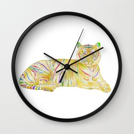 i think you're grrreat! Thanks for being my mate! Wall Clock
