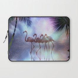 Sunset Stroll Laptop Sleeve