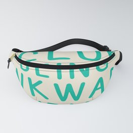 Special Skills   Swearing Fanny Pack