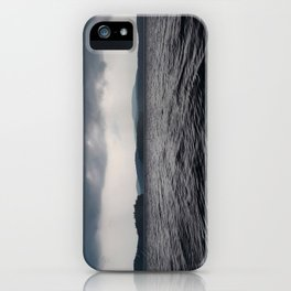 'Lake Ominous' iPhone Case